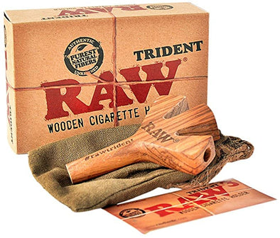 RAW Trident Wooden Joint Holder