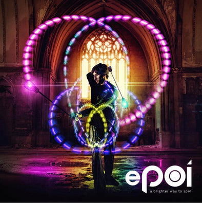 Epoi - A Brighter Way To Spin EMAZING LIGHTS