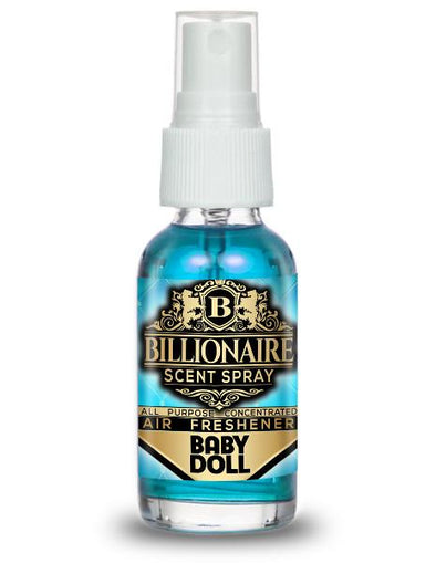 Billionaire Scent Spray Air Freshener
