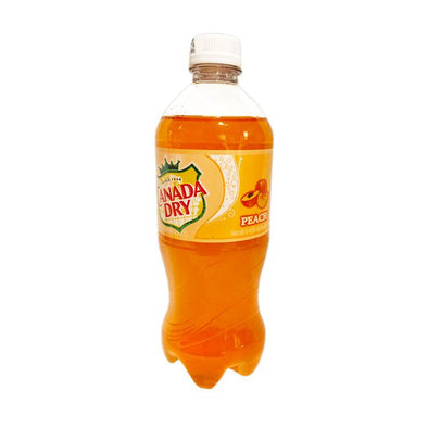 CANADA DRY PEACH - EXOTIC POP