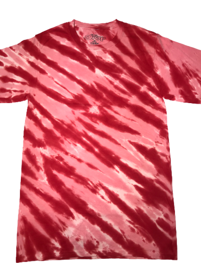 The Drop Tye Die T-Shirt - Red