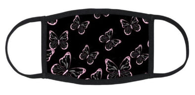 Shadow Butterfly Surgical Face Mask