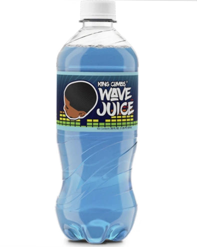 King Combs Wave Juice Exotic Pop