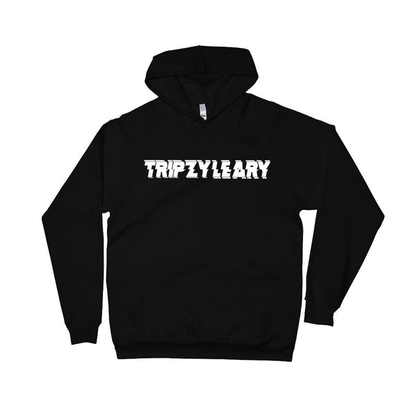 TRIPZY LEARY GRAPHIC HOODIE