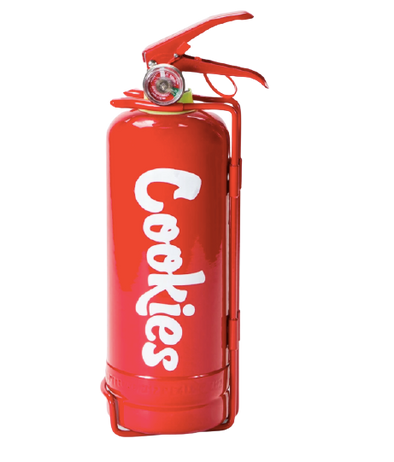 Cookies Fire Extinguisher