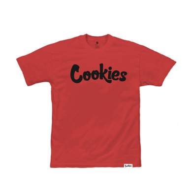 Original mint tee RED/ BLK