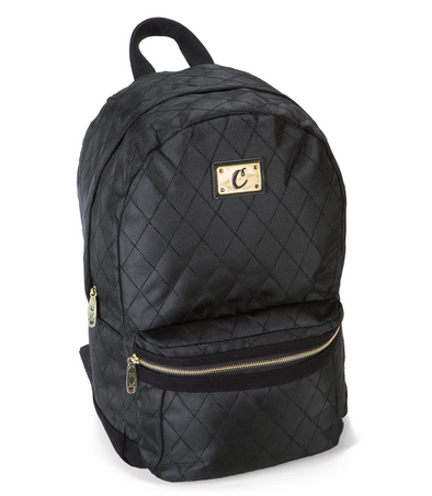 Cookies V3 Quilted Backpack Smell Proof BLACK