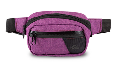 SKUNK HIPSTER LAVENDER W/BLACK SMELL-PROOF BACK-PACK