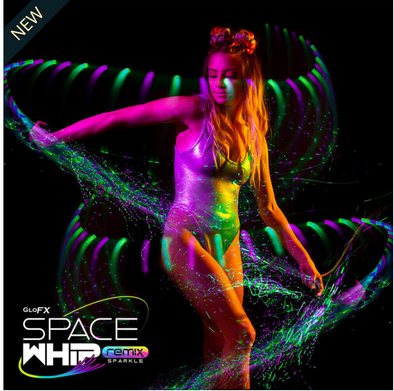 GLOFX Space Whip Remix - Sparkle Fiber