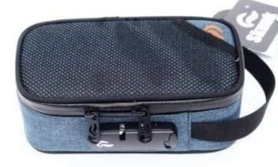 Skunk DK Case (SideKick) -NAVY DENIM W/ BLACK MESH