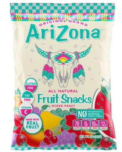 Exotic Arizona Fruit Snack