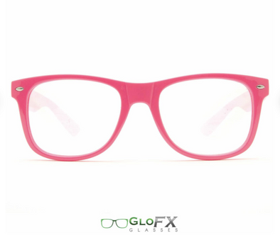GloFX Glow Frames Ultimate Diffraction Glasses MULTICOLOR