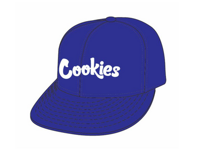 COOKIES THIN MINT TWILL SNAPBACK - ROYAL BLUE /WHITE
