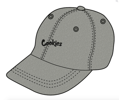 Original Logo Dad Cap GREY/BLACK