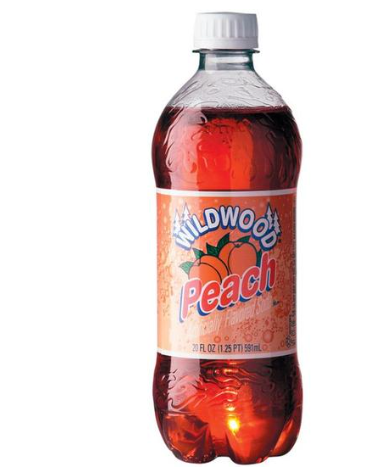 Wildwood Peach Exotic Pop