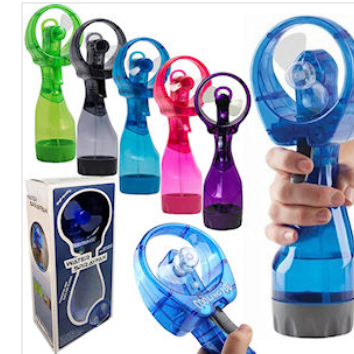 Water Spray Misting Fans