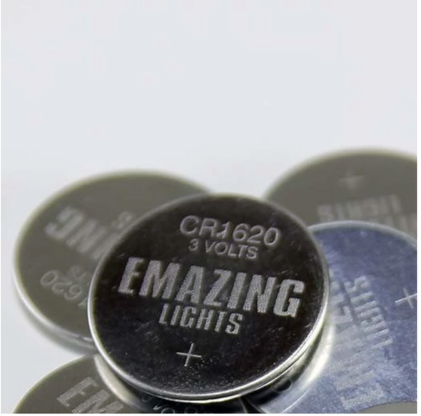 CR1620 Batteries Emazing Lights
