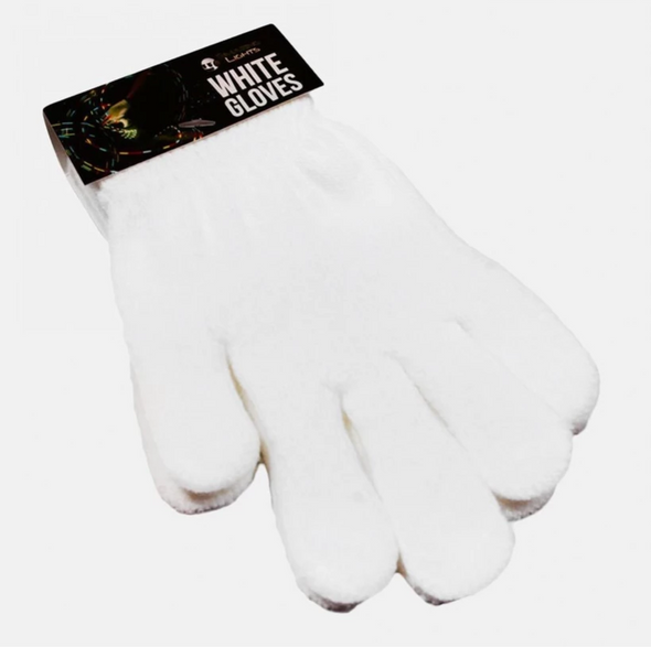 Emazing Magic Stretch Gloves - White