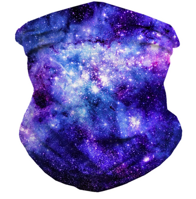 Stardust Seamless Mask Bandana - One Size / All Over Print