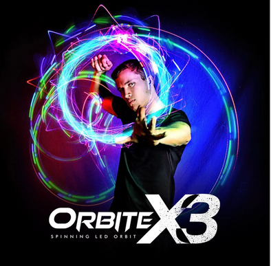 Orbite X3 EMAZING LIGHTS
