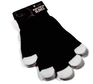 Emazing Magic Stretchy Gloves - Black