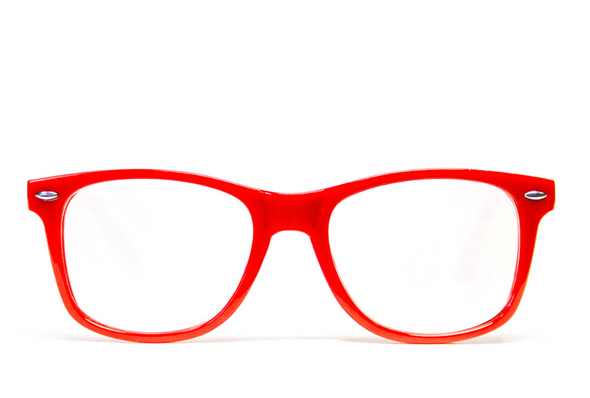 GloFX Red Ultimate Diffraction Glasses