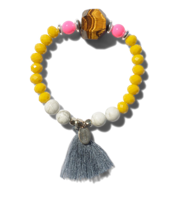 Creativity Bracelet Tiger's Eye
