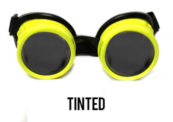 GloFx Yellow Diffraction Goggles