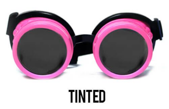 GloFx Pink Diffraction Goggles