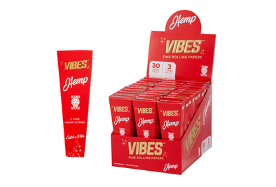 Vibes Cones Hemp King Size