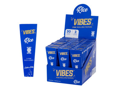 Vibes Cones Rice King Size