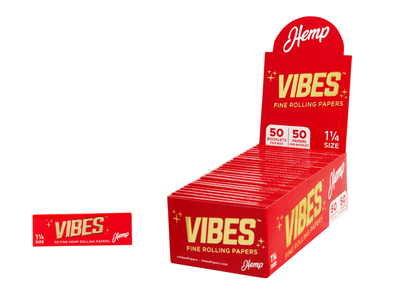 Vibes Hemp Papers 1 1/4
