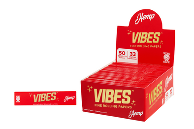 Vibes Papers King Size Slim