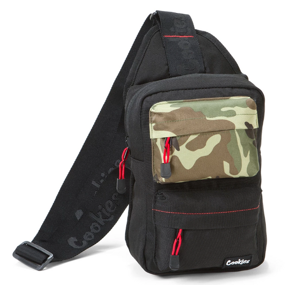 "COOKIES ""RACK PACK"" BAG - BLK"