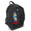 "COOKIES ""THE BUNGEE"" BACKPACK - BLK"