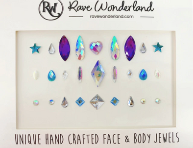 Starlight Dreams DIY Face Jewels