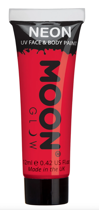 Moon Radio Active Face & Body Paint (Available in 5 other colors)