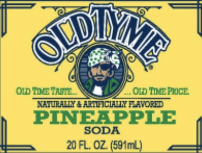 Old Tyme Pineapple Exotic Pop