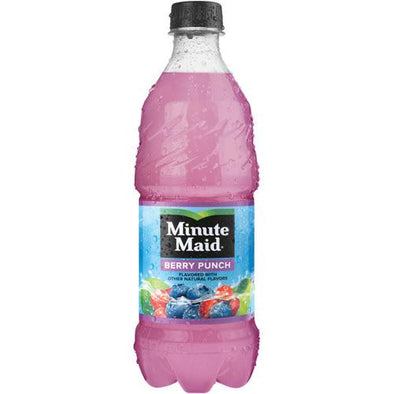 MINUTE MAID BERRY PUNCH - EXOTIC POP