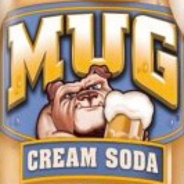 Mug Cream Soda Exotic Pop