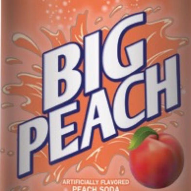 BIG PEACH - EXOTIC POP