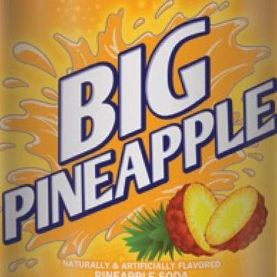 BIG PINEAPPLE - EXOTIC POP