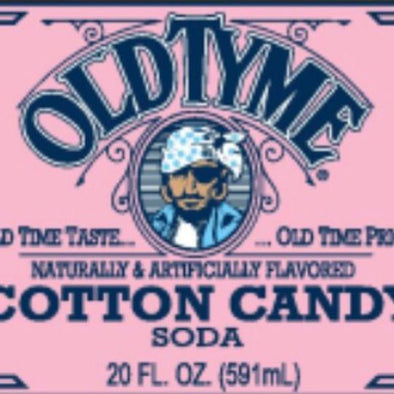 OLD TYME COTTON CANDY - EXOTIC POP