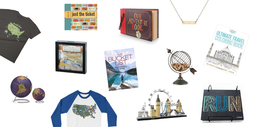 Holiday gift ideas for travel questers