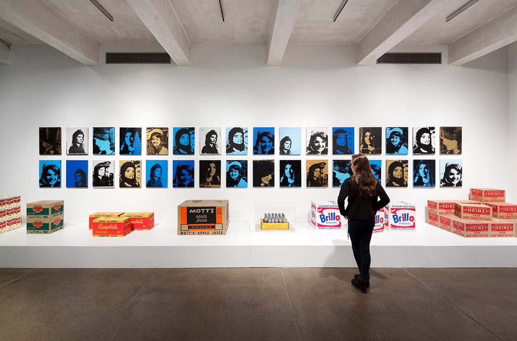 Art travel quests Andy Warhol Museum