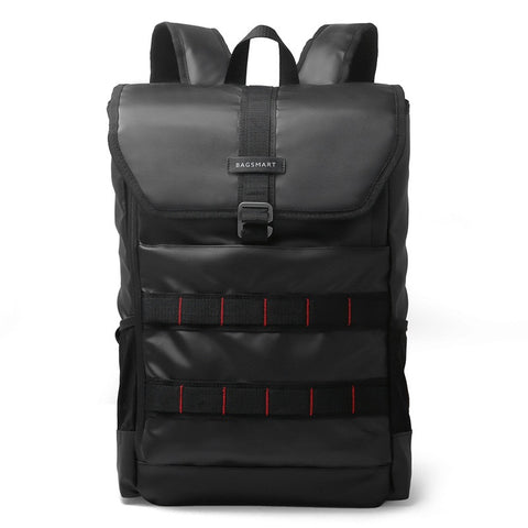 BAGSMART Waterproof Laptop Backpack (Black)