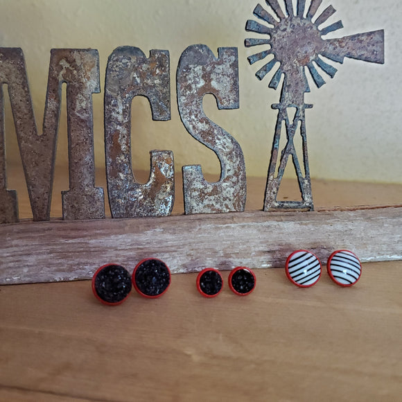 Spirit studs- multiple styles available - Momma's Country Soul