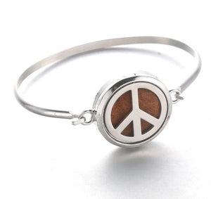 Stainless steel diffuser bracelet - Momma's Country Soul