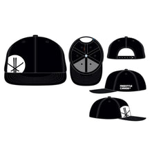 FC Icon Snapback - Black/White