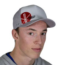 FC Icon Snapback - White/Grey/Red